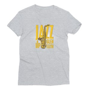 LA Apparel 2102 Fine Jersey Short Sleeve Women T-Shirt
